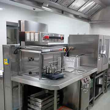 Caterware equipment